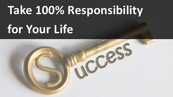 Jack Canfield - Take 100% Responsibility For Your Life